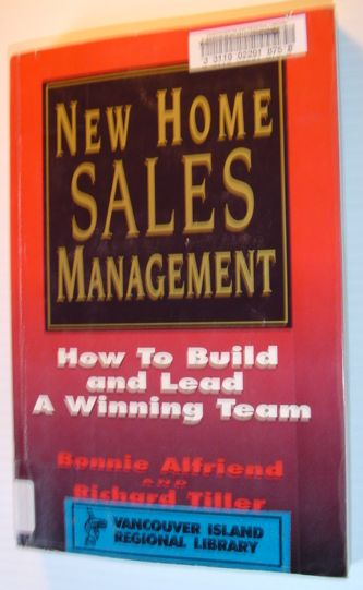 Image for New Homes Sales Management