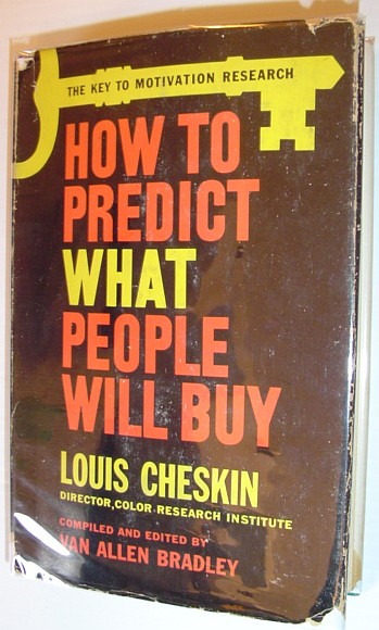 Image for How to Predict What People Will Buy - The Key to Motivation Research