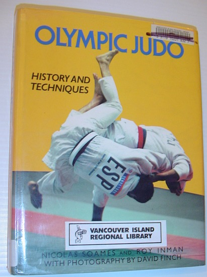 Image for Olympic Judo: History and Techniques