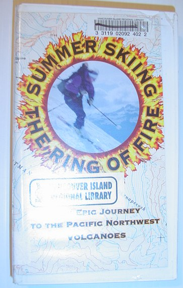 Image for Summer Skiing the Ring of Fire: VHS Videotape in Case