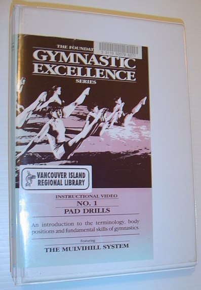 Image for The Foundations of Gymnastic Excellence Series: Instructional Video No. 1 - Pad Drills:  42 Minute VHS Video Tape in Case