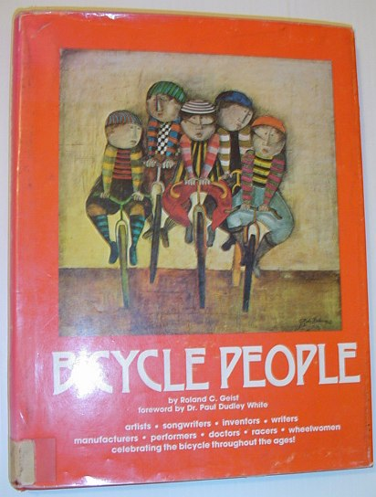 Image for Bicycle People