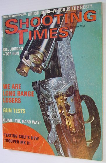 Image for Shooting Times Magazine - November, 1969