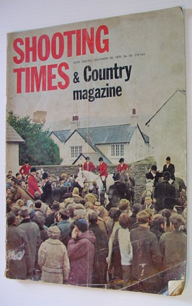 Image for Shooting Times and Country Magazine - December 26, 1970