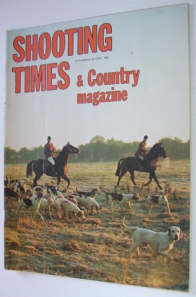 Image for Shooting Times and Country Magazine: October 4-10, 1979