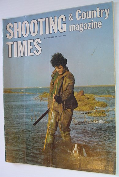 Image for Shooting Times and Country Magazine: October 23-29, 1980