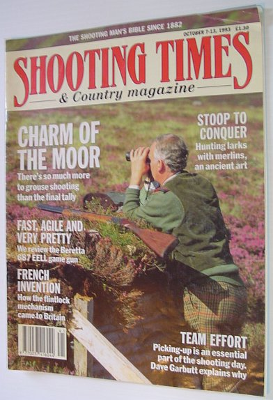 Image for Shooting Times and Country Magazine: October 7-13, 1993