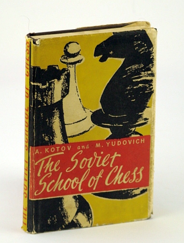 Image for The Soviet School of Chess