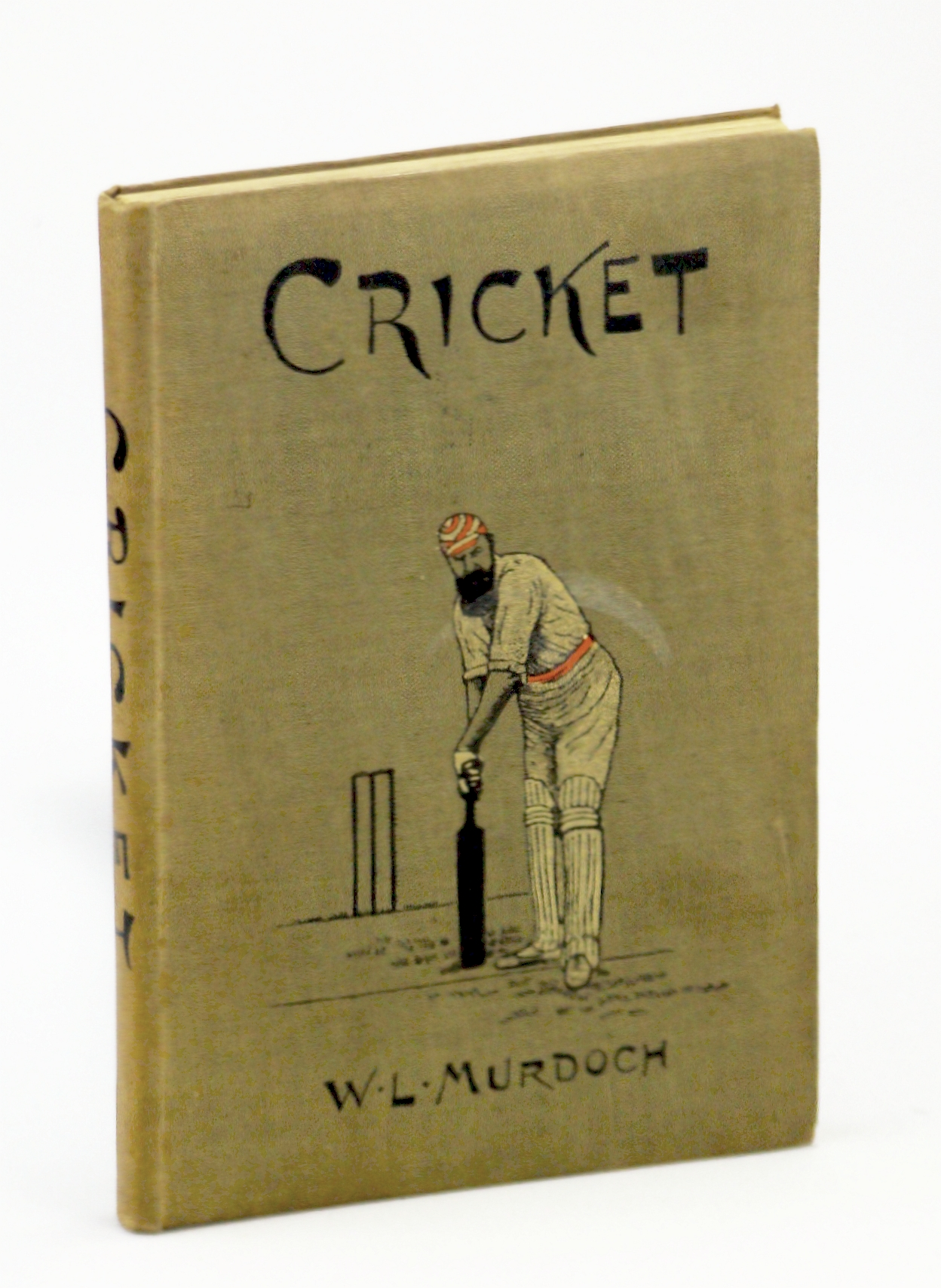 "Image for Cricket [The ""Oval"" Series of Games]"