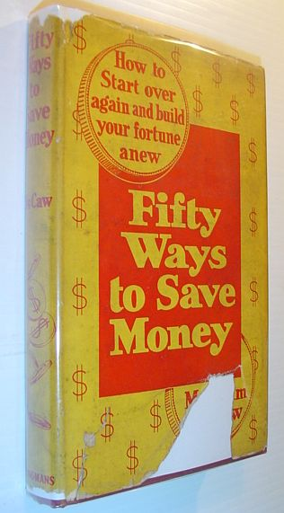 Image for Fifty Ways to Save Money