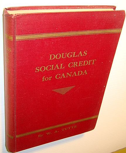 Image for Douglas Social Credit for Canada