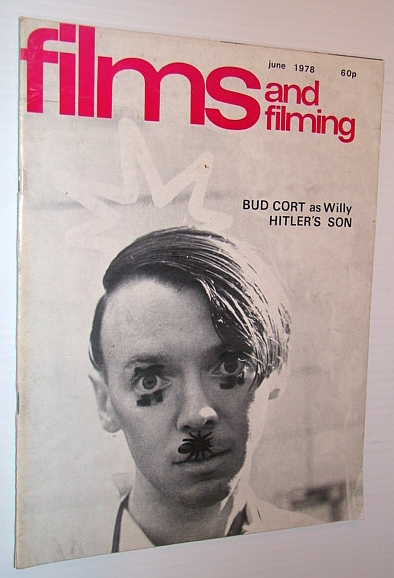 Image for Films and Filming Magazine, June 1978 - Cover photo of Bud Cort in 'Hitler's Son'