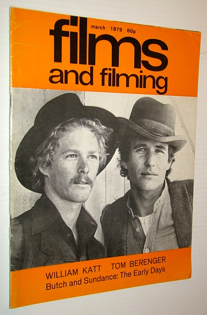 Image for Films and Filming Magazine, March 1979 - Cover Photo of William Katt and Tom Berenger from 'Butch and Sundance: The Early Years'