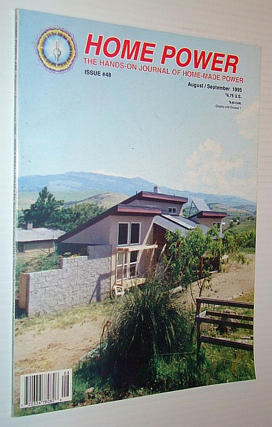 Image for Home Power - The Hands-On Journal of Home-Made Power, Issue #48, August / September 1995