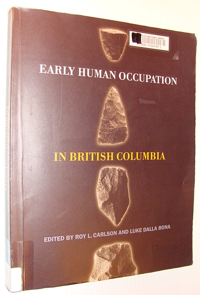 Image for Early Human Occupation in British Columbia