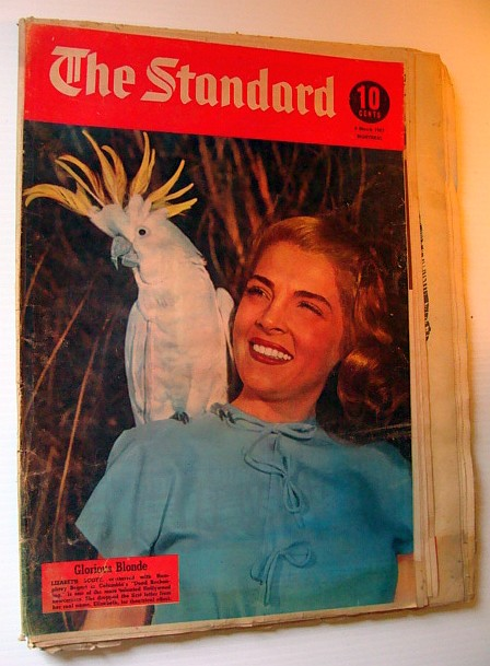 Image for The Standard, 8 March 1947 - Weekly Montreal Pictorial Newspaper -