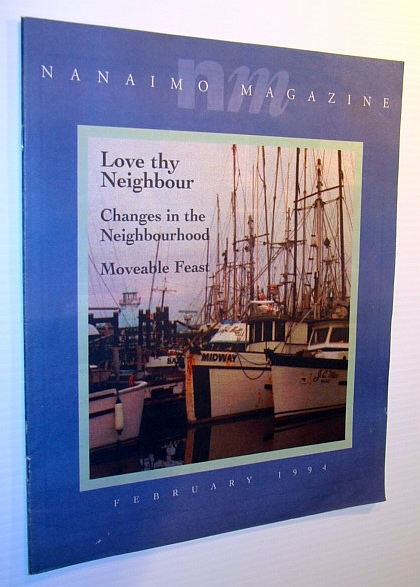 Image for Nanaimo Magazine, February 1994