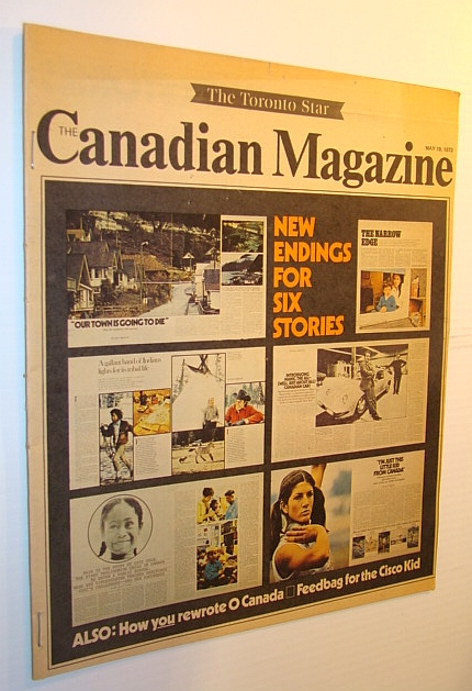 Image for The Canadian Magazine, May 19, 1973