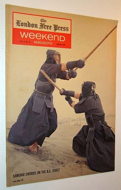 Image for Weekend Magazine, 26 June 1965