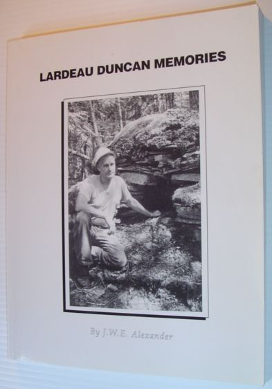 Image for Lardeau-Duncan Memories - Association Copy