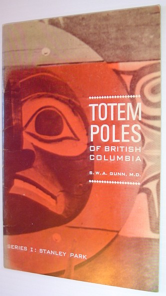 Image for Totem Poles of Britisih Columbia - Series I: Stanley Park