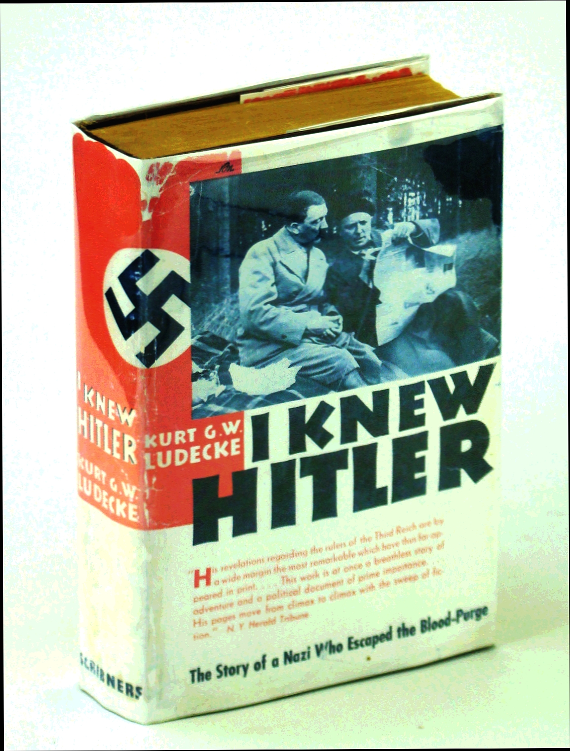 Image for I Knew Hitler: The Story of a Nazi Who Escaped the Blood Purge