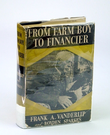 Image for From Farm Boy to Financier