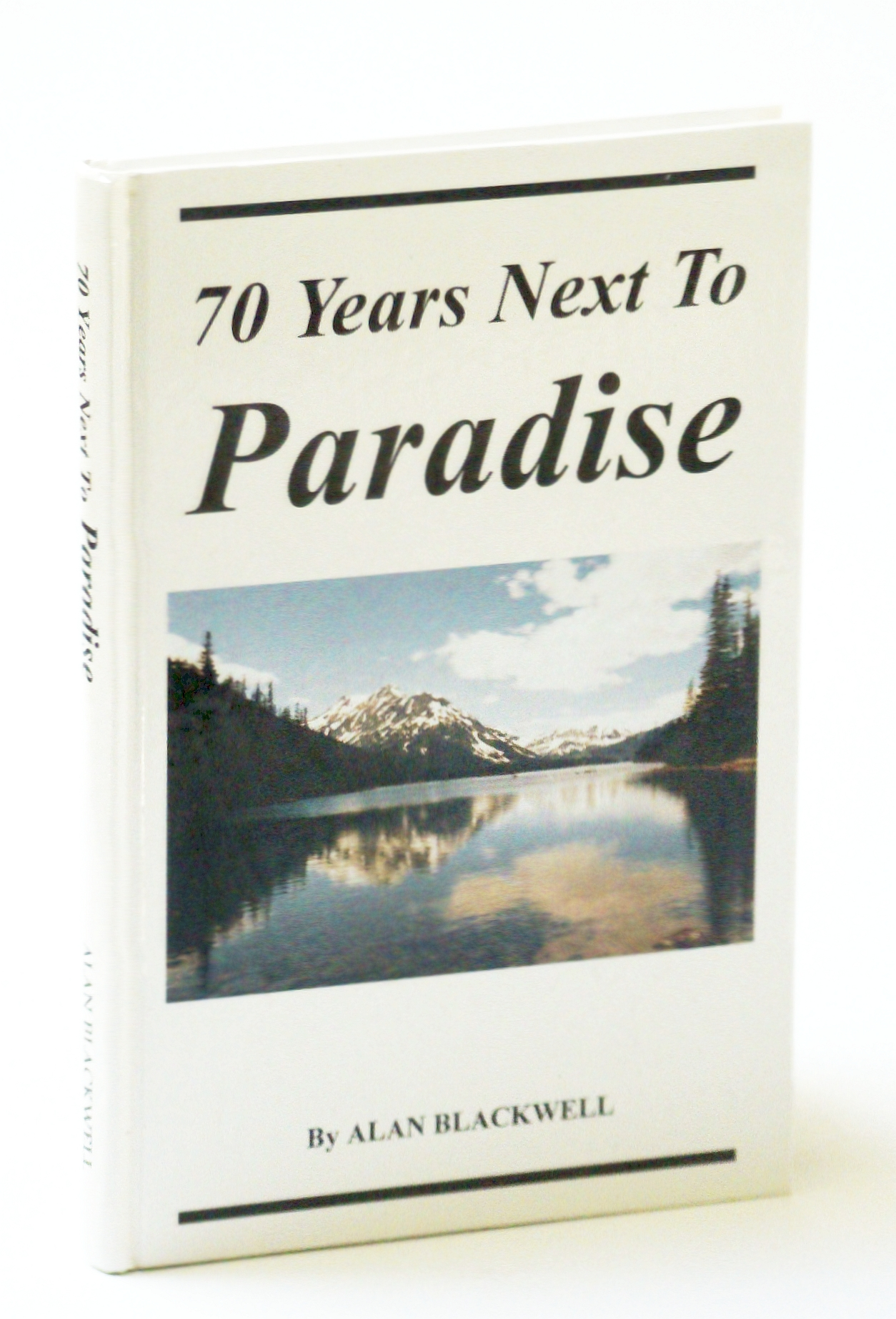 Image for 70 Years Next to Paradise