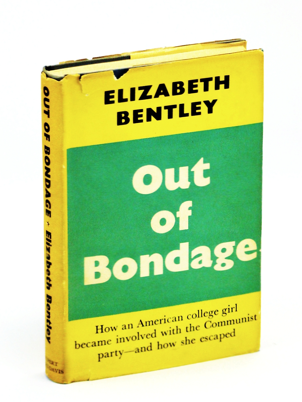 Image for Out of Bondage