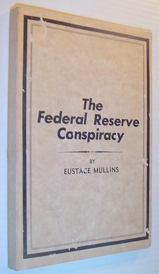 Image for The Federal Reserve Conspiracy