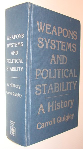 Image for Weapons Systems and Political Stability