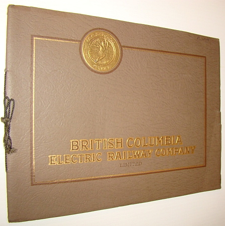 Image for British Columbia Electric Railway Company Limited