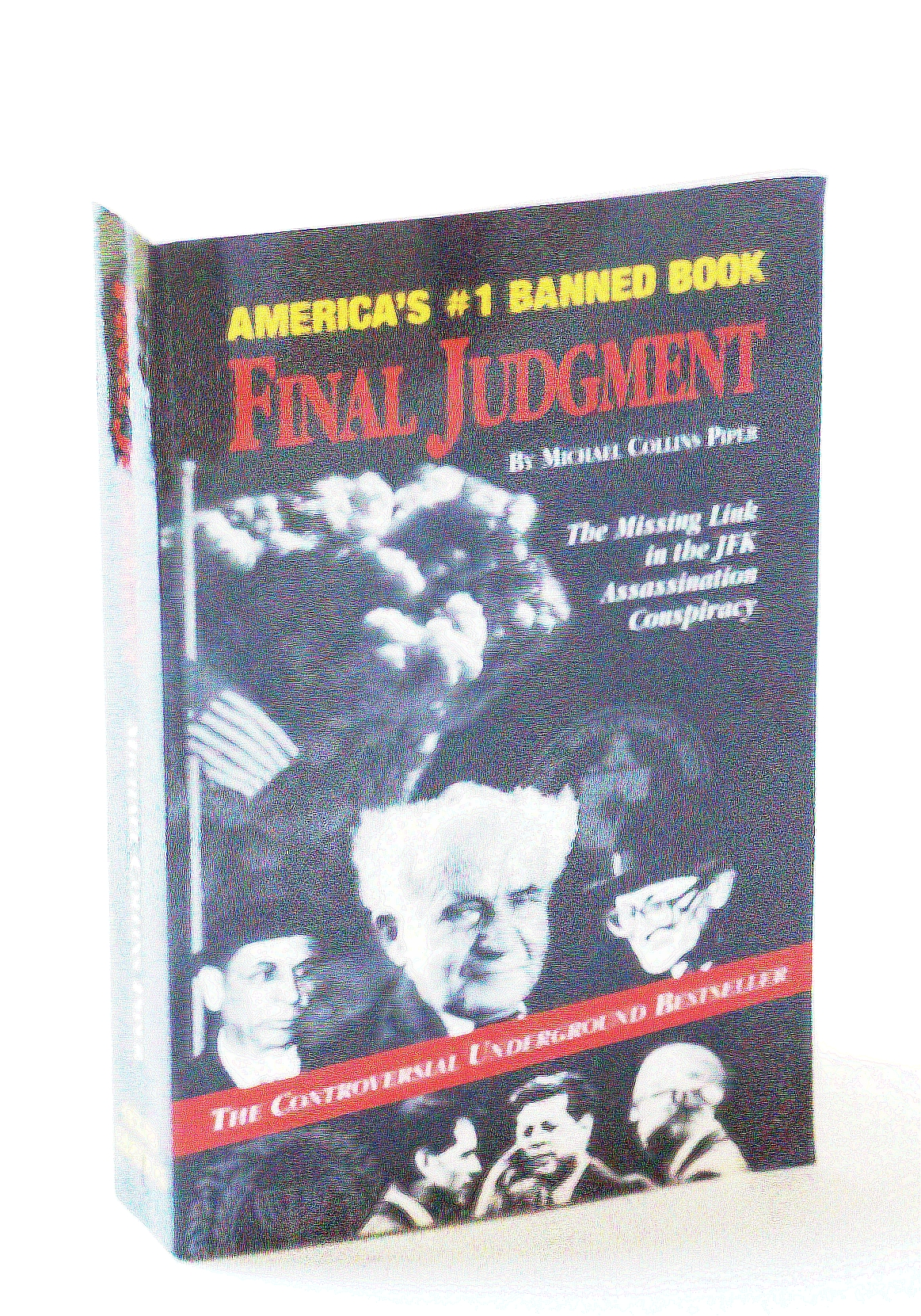 Image for Final Judgment: The Missing Link in the JFK Assassination Conspiracy