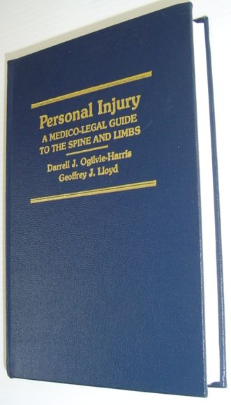 Image for Personal Injury : A Medico-Legal Guide to the Spine and Limbs