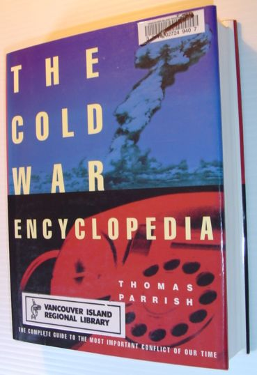 Image for The Cold War Encyclopedia (Henry Holt Reference Book)