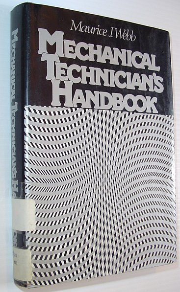 Image for Mechanical Technician's Handbook