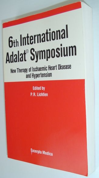 Image for 6th International Adalat Symposium: New Therapy of Ischaemic Heart Disease and Hypertension