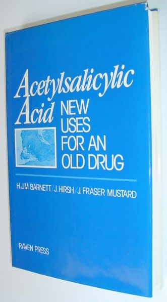 Image for Acetylsalicylic acid: New uses for an old drug