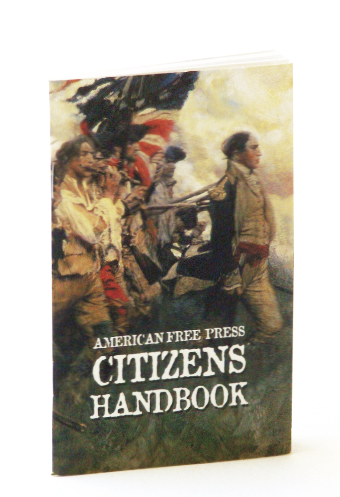Image for American Free Press Citizens Handbook - Including a Rule Book for Jurors