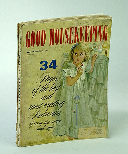 Image for Good Housekeeping - The Magazine America Lives By, September (Sept.) 1951 - Plymouth, Massachusetts