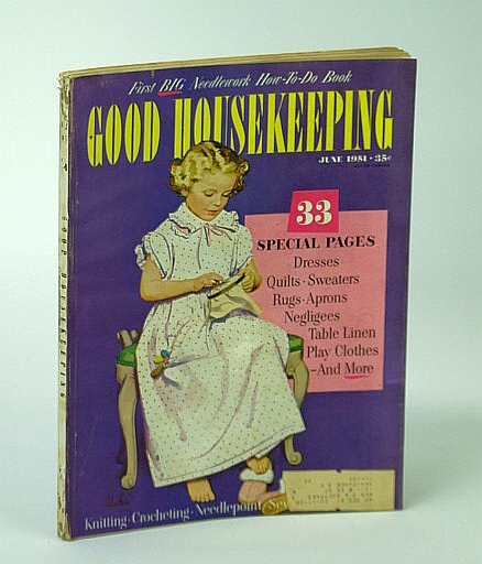 Image for Good Housekeeping - The Magazine American Lives By, June 1951 - Fairdale, Kentucky