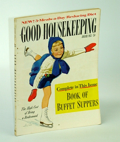 Image for Good Housekeeping Magazine, January (Jan.) 1953 - Buffet Suppers