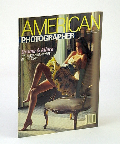 Image for American Photographer Magazine, March (Mar.) 1989 - Magazine Photos of the Year