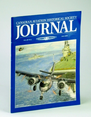 Image for Canadian Aviation Historical Society (CAHS) Journal, Fall 2010, Vol. 48, No. 3 - The Battle for a CPAL Transcontinental Route