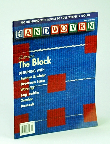 Image for Handwoven (Hand Woven) Magazine, May / June 2000 - Understanding Blocks