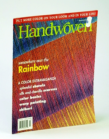 Image for Handwoven (Hand Woven) Magazine, March (Mar.) / April (Apr.) 2000 - Monica Kelly