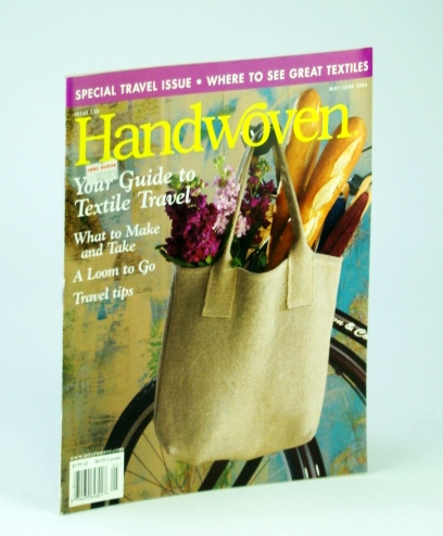 Image for Handwoven (Hand Woven) Magazine, May / June 2004 - Special Travel Issue / Edward M. Franquemont (#120)