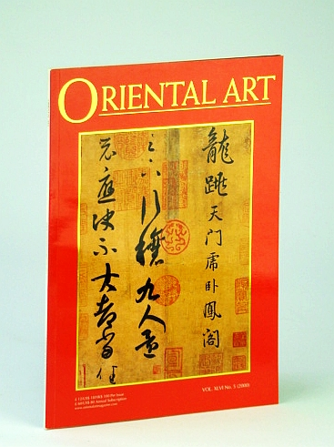 Image for Oriental Art Vol. 46 No.5. 2000