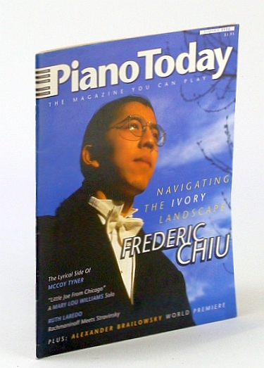 Image for Piano Today, Summer 1996 (Volume 16, Number 4)