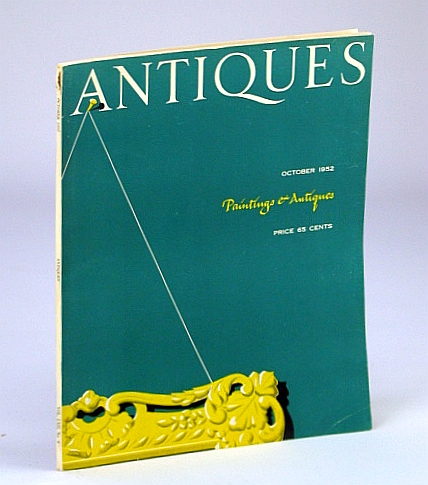 Image for The Magazine Antiques (October 1952)